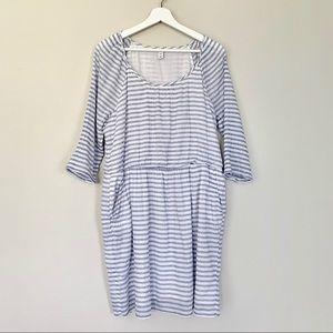 Old Navy Striped Dress | Size Large